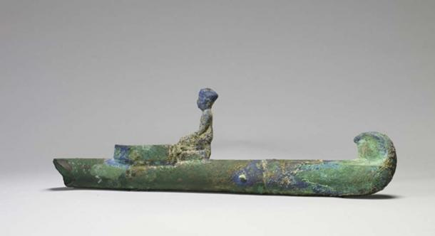 Egyptian Incense Burner, 7th Century BC