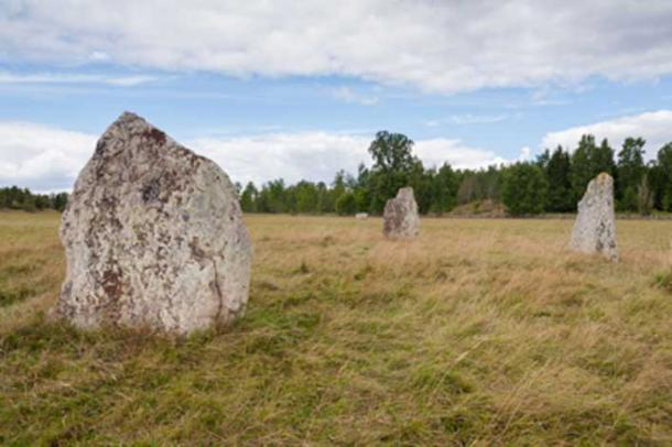Ekornavallen standing stones (Image: ©Jakub via Fotolia)