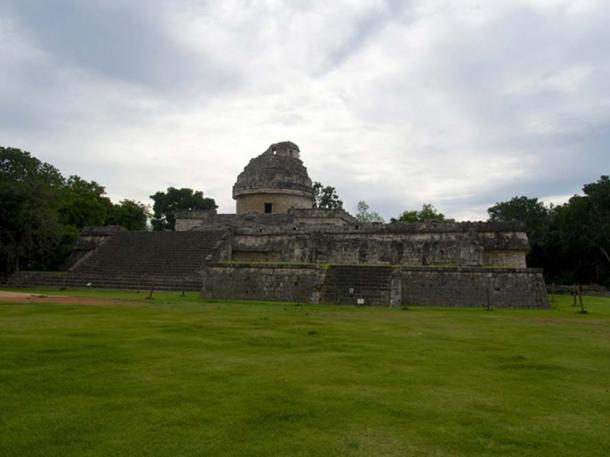 El Caracol at Chichen Itza (Laurent de Walick /CC BY 2.0)
