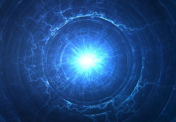 Electromagnetic field concept. (pixel / Adobe)