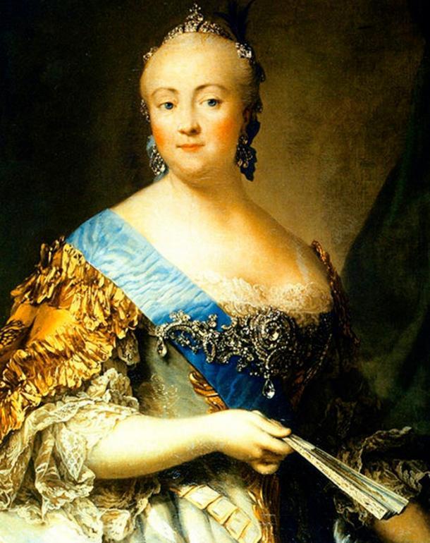 Elizabeth the Empress of Russia