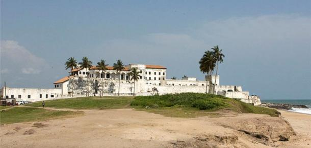Elmina Castle, Elmina, Ghana