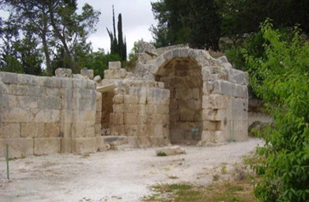 Emmaus Nicopolis is viewed by some experts as the biblical town of Emmaus. (Avi1111 / CC BY-SA 4.0)