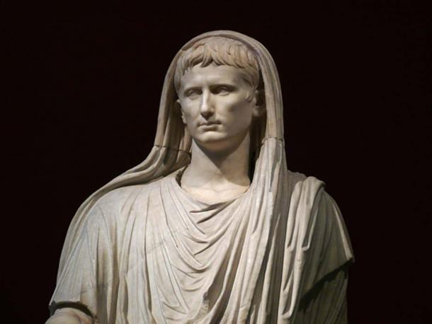 Emperor Augustus - Museo Nazionale Romano - Palazzo Massimo. (CC BY 2.0)