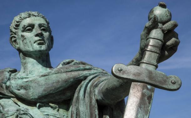 Emperor Constantine (Fotolia)