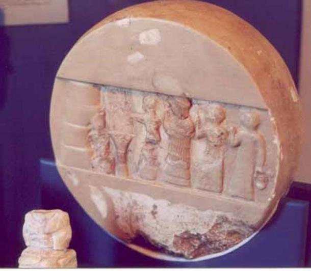 The Enheduanna Disk.