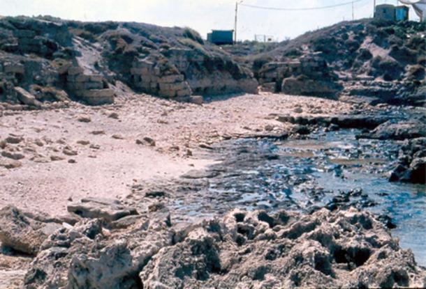 Eolianite beach at Dor, Israel. (Daniel Ventura/CC BY SA 3.0)