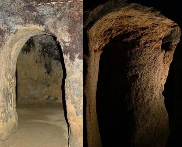 Erdstall tunnels in Austria