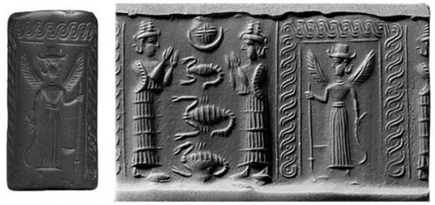 Ereshkigal, Queen of the Nether World