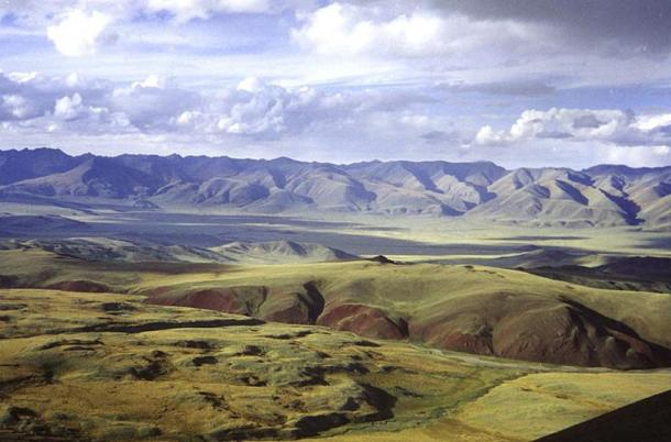 The vast Eurasian Steppe was a fertile ground for cultures, such as the Sarmatians, to emerge and grow powerful