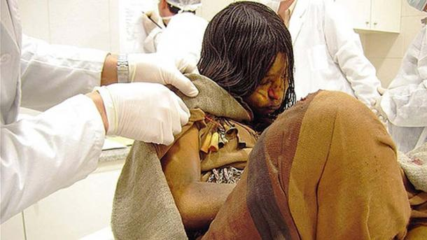 Evidence of ingesting coca tea was discovered in the mummies hair after 500 years. (CC BY 2.0)