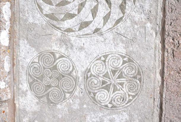 Example of a picture stone found on Gotland (CC BY-SA 2.0)