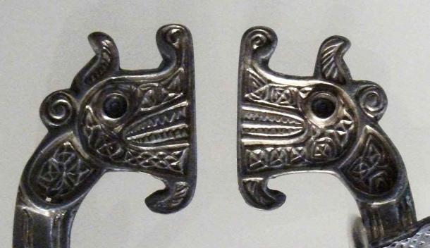 Another example of Pictish metalwork from the St Ninian's Isle Treasure. (Johnbod / CC BY-SA 3.0)