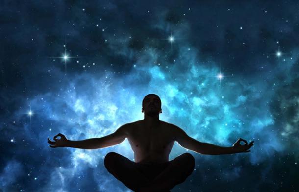 Existence through cosmic harmony. (Yuriy Mazur / Adobe)