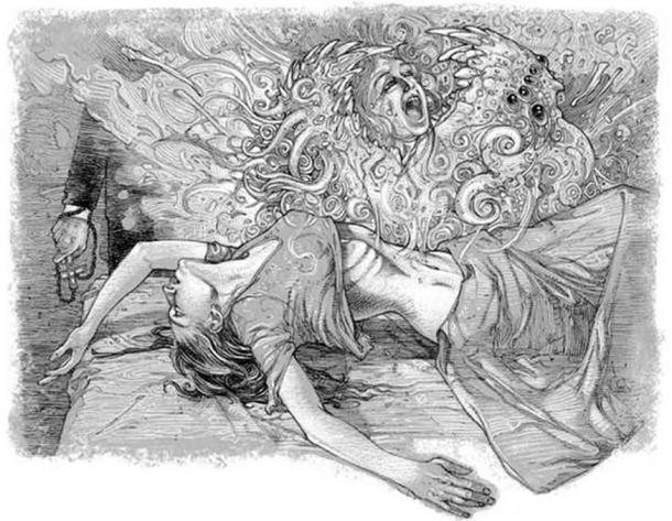 Exorcism.