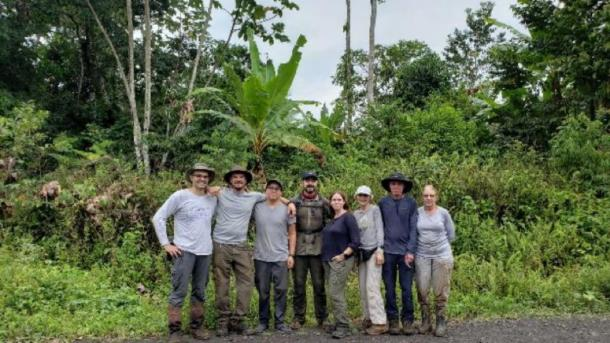 The Tayos 2019 Expedition Team.