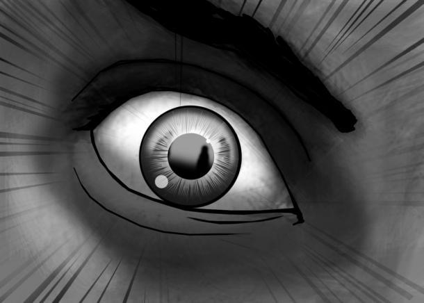 Paul Dienach Eye