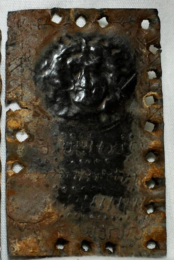 'Face of God' in the Lead codices.