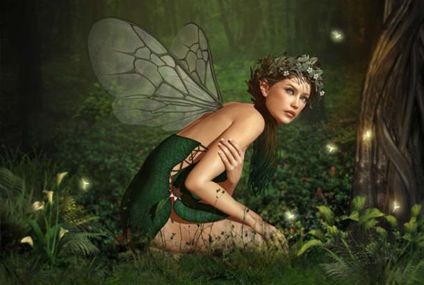 Fairy trees are protected by strong magic. (Atelier Sommerland / Adobe)