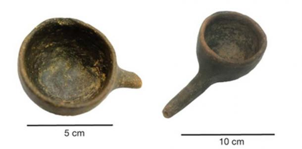 Feeding vessels of the type tested in the study. A. Frisch & Katharina Rebay-Salisbury / Nature