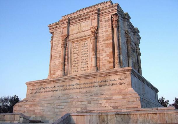 Ferdowsi's tomb in Tus, Iran