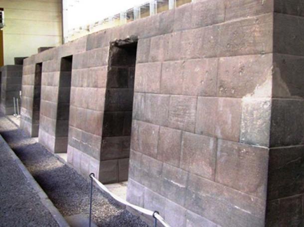 Figure 2 A photo of the Coricancha