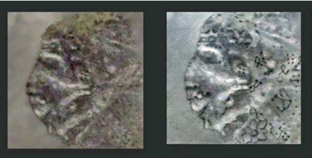 Figure 2(a) (left) and Figure 4(a) (right) - a hominin. (Author provided)