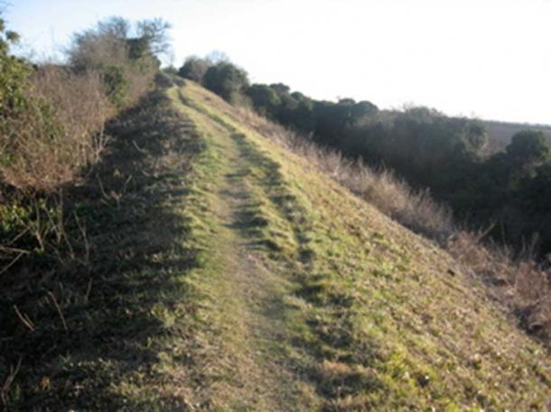 Fleam Dyke (public domain)