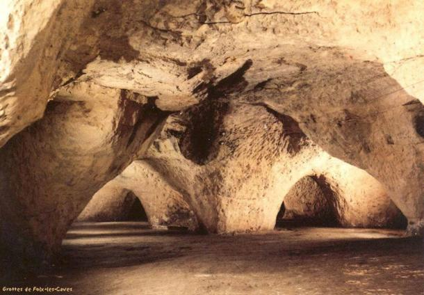 The Historic Grottoes of Folx-les-Caves: Ancient Hideout and Traveler Waypoint