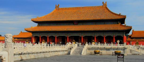 Forbidden City (Beijing, China)
