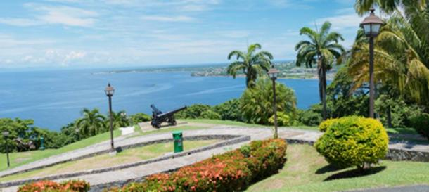 Fort George, Scarborough, Tobago Source: victorbillvyse/Adobe Stock