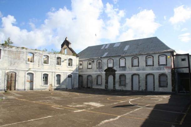 Fort George, Grenada (CC BY 2.0)