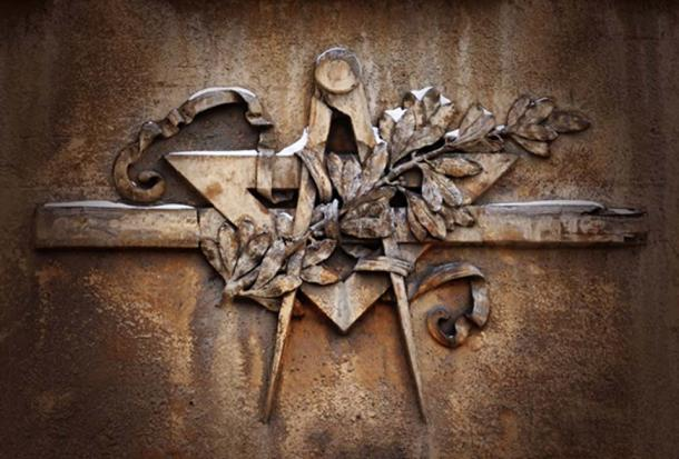 Freemasonry emblem. (kaetana / Adobe)