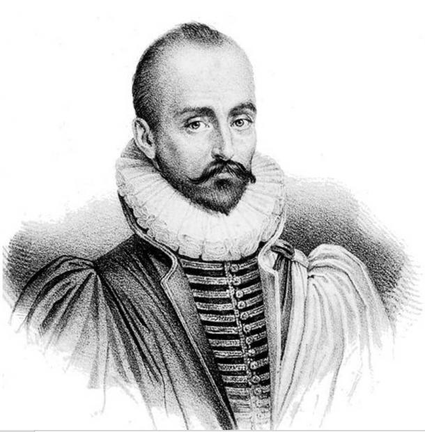 The French writer Michel de Montaigne.