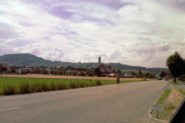 Frick, canton of Aargau, Switzerland