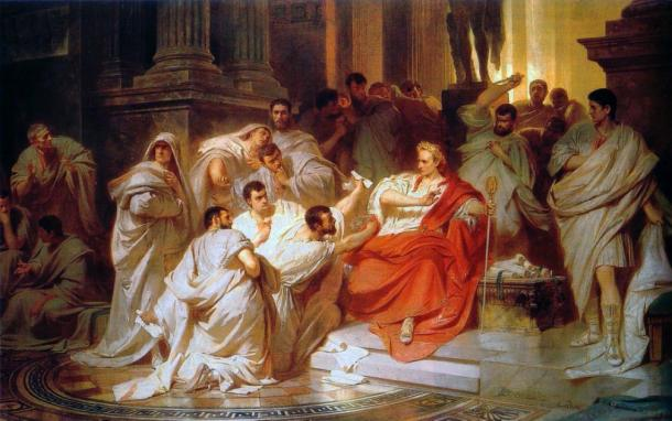 Gaius Julius Caesar was Augustus' great-uncle. (Alonso de Mendoza / Public Domain)