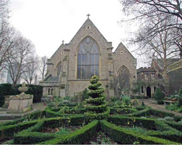 The Garden Museum at St Mary-at-Lambeth