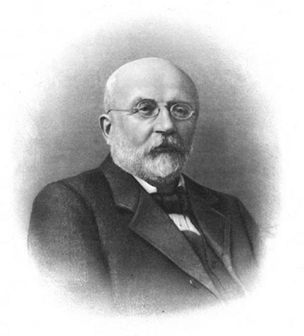 Gaston Camille Charles Maspero.