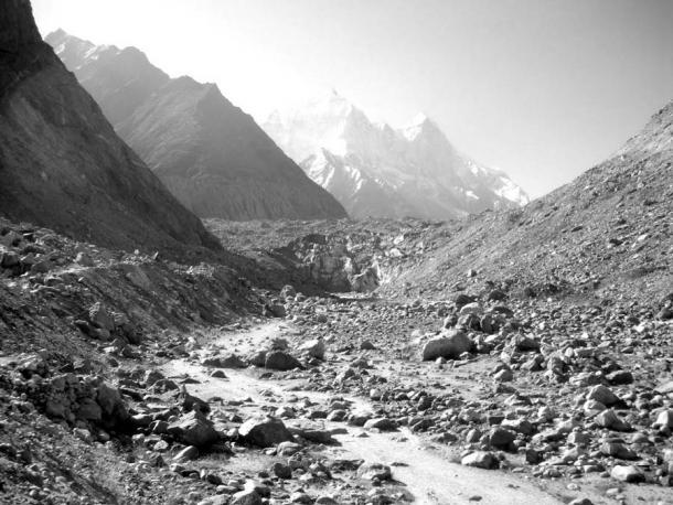 Gaumukh Glacier, the source of the Ganges (Manhar Sharma)