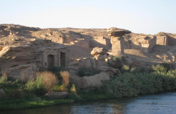 The site of Gebel el Silsila