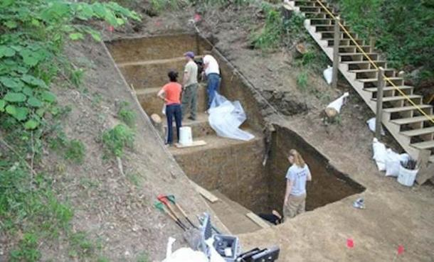Geoarchaeological investigations at Poverty Point. (Washington University in St Louis)