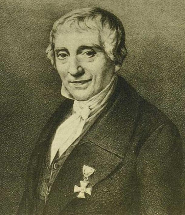 Georg Friedrich Grotefend, a German archaeologist and linguist who worked on the decipherment of cuneiform. (Public Domain)
