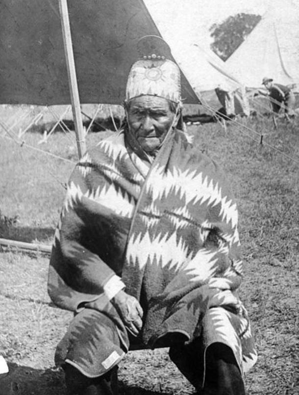 Geronimo as a U.S. prisoner
