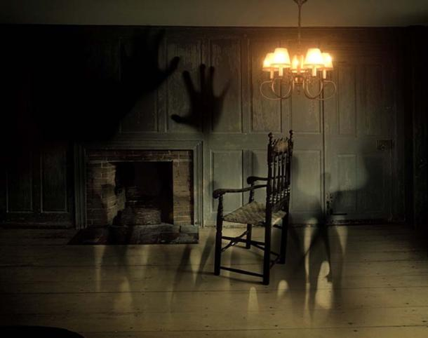 Ghostly apparitions