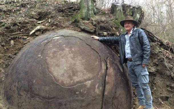 Was This Giant Stone Sphere Crafted by an Advanced Civilization of the Past or the Forces of Nature?