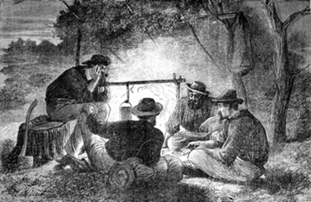 Ginez Doncel and Pedro de Bacan led a mutiny at San Miguel De Gualdape. (Morphart / Adobe Stock)