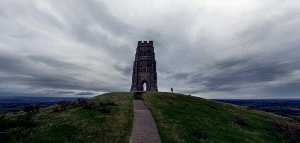 Glastonbury Tor has been linked to Avalon.