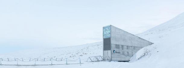 The Svalbard Global Seed Vault preserves hundreds of thousands of varieties and species of fruit, vegetable and crop seeds in Norway.