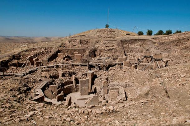 Gobekli Tepe, found in the Southeastern Anatolia Region of modern-day Turkey, has been dated to before 9000 BC.