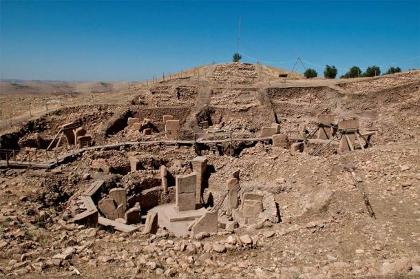 "Gobekli Tepe or the ""Pot-Bellied Hill"": The site where paradigms were shifted, dogma was broken and our understanding of human history changed forever. (Teomancimit / CC BY-SA 3.0)"